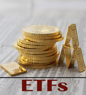 Investors Preferring Gold Bars and Coins Over ETFs