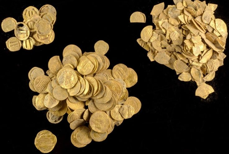 Gold Coin Discovery Provides New Insights into History