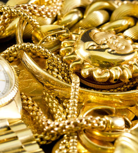 U.S. Gold Jewelry Sales Climb