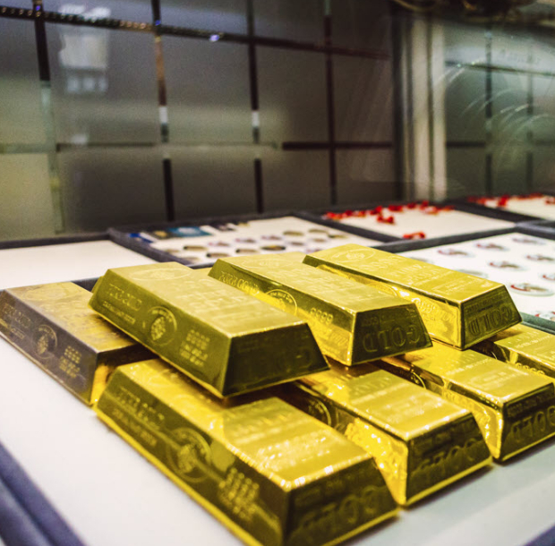 safety of physical gold