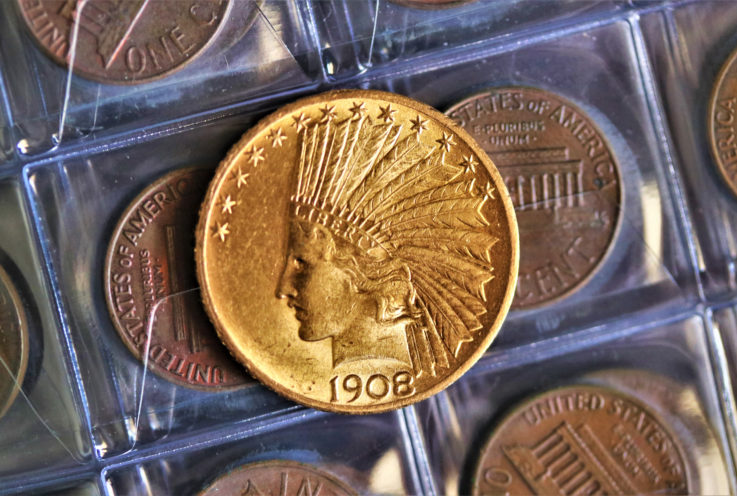 Why You Should Invest In Common-Date & Rare-Date Gold American Coins