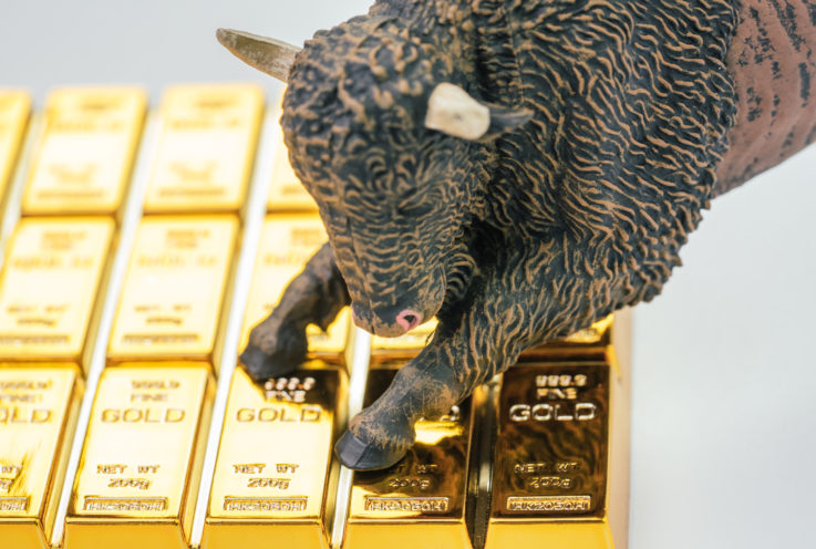 World's Largest Hedge Fund Sees Gold at $2,000