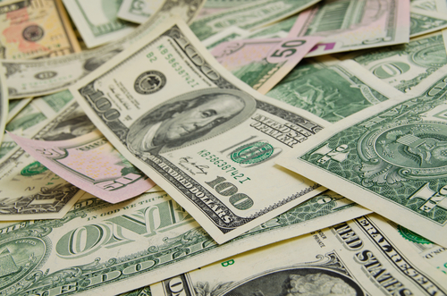 Is the Long-Awaited Fall of the U.S. Dollar Underway?