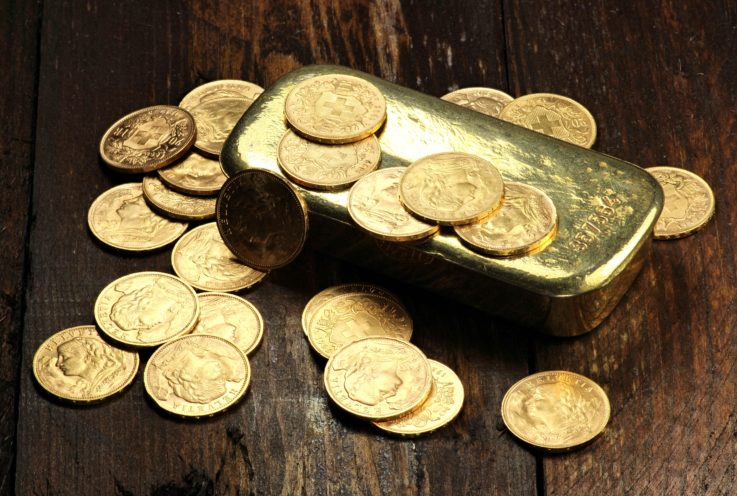 The Missing Gold Cache of 1863