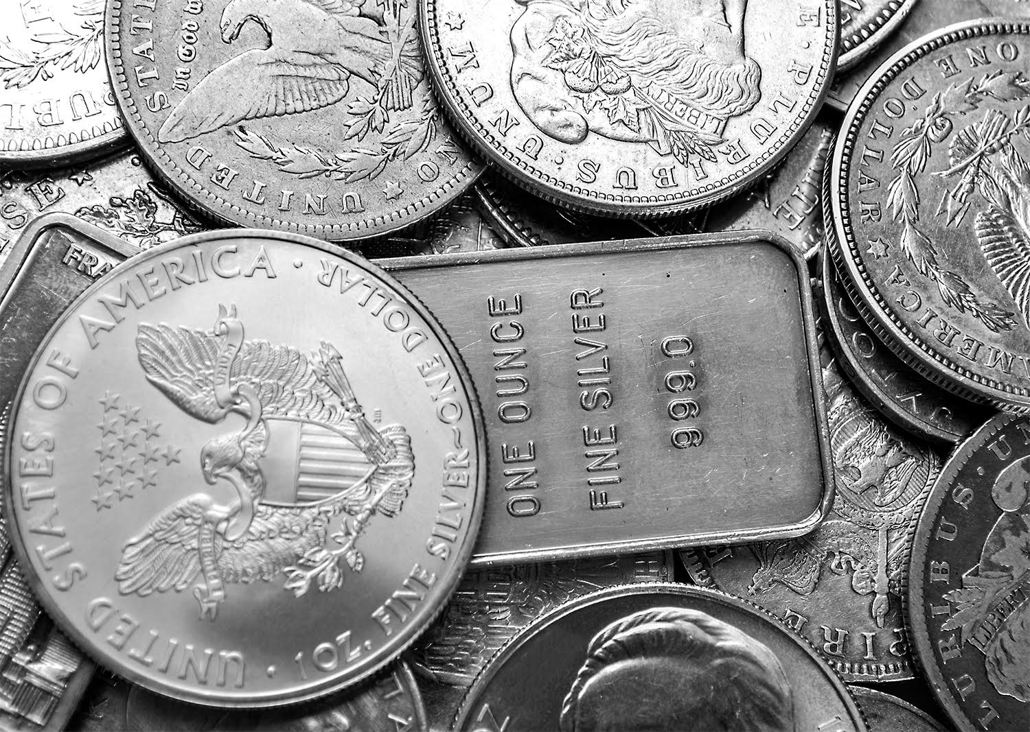 Silver coins | Is silver a good investment for the future? | Nationwide Coin & Bullion Reserve